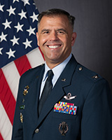 Official Portrait of Colonel Anthony J. Mastalir